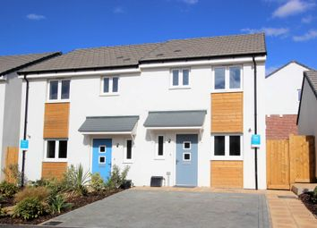 Thumbnail 2 bed semi-detached house to rent in Henry Avent Gardens, Plymouth