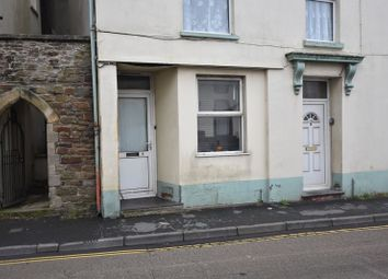 Thumbnail 1 bedroom flat for sale in Old Town, Bideford
