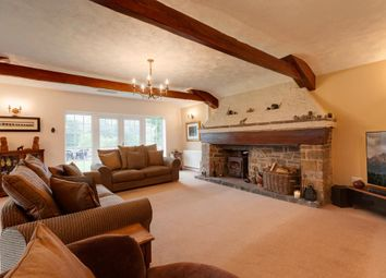 Thumbnail 4 bed equestrian property for sale in Barlow, Dronfield