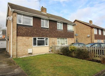 Thumbnail 3 bed semi-detached house for sale in Maple Gardens, Yateley, Hampshire