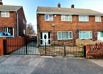 Thumbnail 3 bed semi-detached house for sale in Swanee Road, Barnsley, South Yorkshire