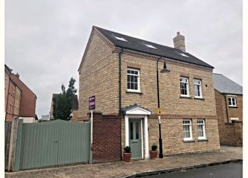 Thumbnail 3 bed detached house for sale in Aviemore Road, Swindon