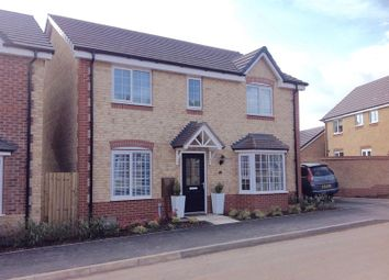 Thumbnail 4 bed detached house to rent in Watts Drive, Shifnal, Shropshire.