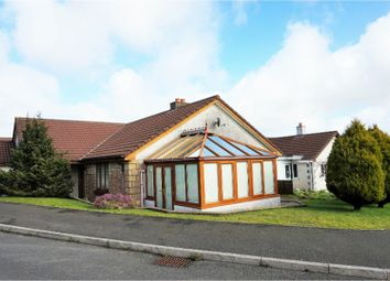 Thumbnail 4 bed bungalow for sale in Green Meadows, Camelford