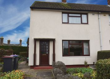 Thumbnail 2 bed end terrace house for sale in Webb Cresent, Dawley, Telford, Shropshire