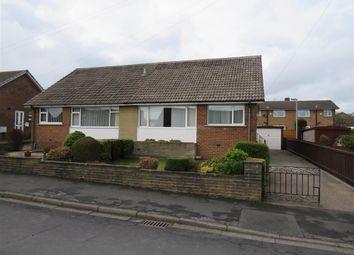 Thumbnail 2 bed semi-detached bungalow for sale in Celandine Drive, Salendine Nook, Huddersfield