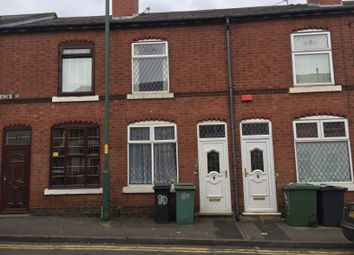 Thumbnail 3 bedroom terraced house to rent in Florence Street, Walsall, West Midlands