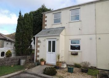 Thumbnail 2 bed semi-detached house for sale in Carn Bargus, Nanpean, St. Austell