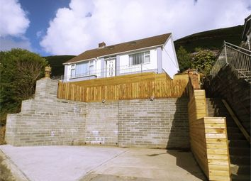 Thumbnail 2 bed detached bungalow for sale in Lletty Harri, Pen Y Cae, Port Talbot, West Glamorgan