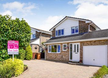 Thumbnail 3 bed detached house for sale in Barton Close, Charlton Village, Andover