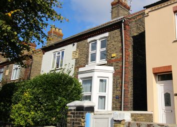 Thumbnail 3 bedroom semi-detached house for sale in Lincoln Road, Peterborough
