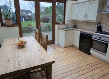 Thumbnail 2 bed end terrace house for sale in North Street, Abergavenny