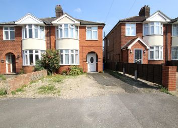 Thumbnail 3 bedroom semi-detached house for sale in Avondale Road, Ipswich