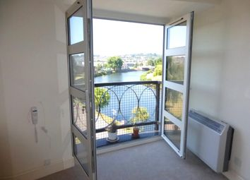 Thumbnail 3 bed flat to rent in Waterside, St. Thomas, Exeter