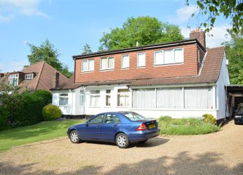 Thumbnail 5 bed detached bungalow for sale in Epsom Lane North, Epsom