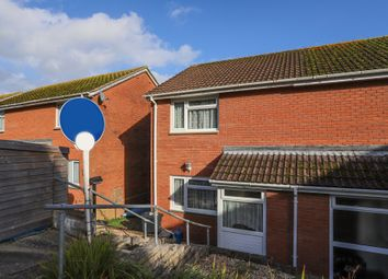 Thumbnail 2 bed semi-detached house for sale in Headway Rise, Teignmouth