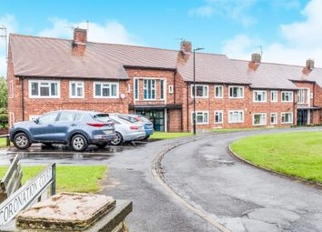 Thumbnail 2 bed flat for sale in Coronation Court, Mexborough