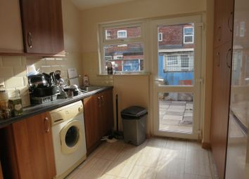 Thumbnail 5 bed terraced house to rent in Claremont Road, Rusholme, Manchester
