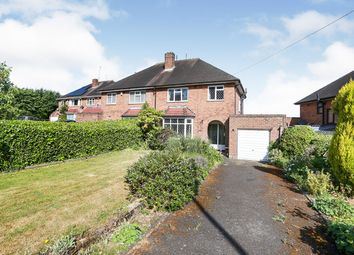 3 bed semi-detached house for sale in Penn Road, Wolverhampton, West Midlands WV4