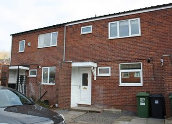 Thumbnail 3 bed terraced house to rent in Hampton Close, Redditch