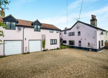 Thumbnail 3 bed semi-detached house for sale in The Old Post Office Cottages, Mettingham, Bungay