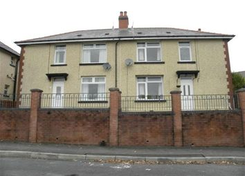 Thumbnail 3 bed property to rent in Tiryberth Street, Tir-Y-Berth, Hengoed