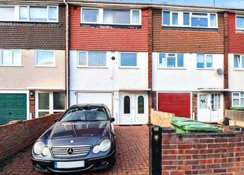 Thumbnail 4 bed terraced house for sale in Caldy Road, Belvedere, Kent