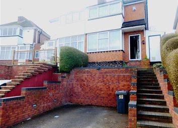 Thumbnail 3 bed property to rent in Perry Wood Road, Great Barr, Birmingham