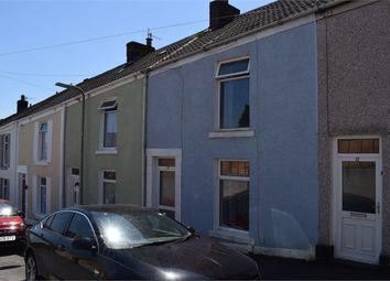 Thumbnail 2 bed terraced house to rent in Aran Street, Morriston, Swansea