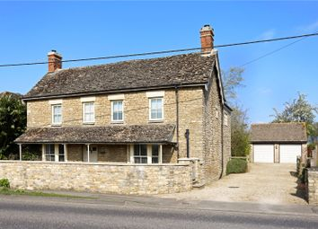 Thumbnail 4 bed property for sale in The Street, Crudwell, Malmesbury, Wiltshire