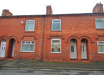 Thumbnail 2 bed terraced house to rent in Huxley Street, Castle, Northwich