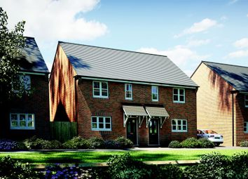 Thumbnail 2 bedroom end terrace house for sale in Buttercup Meadow, Standish, Wigan