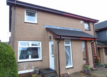 Thumbnail 2 bed end terrace house for sale in Gimmerscroft Crescent, Moffat Mills, Airdrie