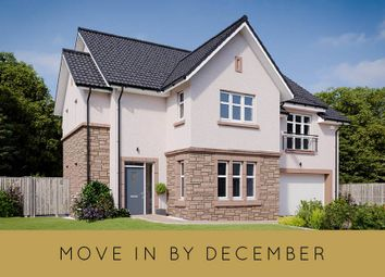 "Thumbnail 5 bed detached house for sale in ""The Logan"" at Birdston Road, Milton Of Campsie, Glasgow"