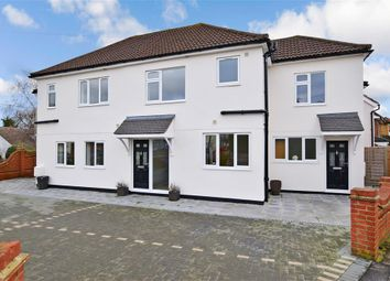 Thumbnail 2 bed flat for sale in Cavell Road, Billericay, Essex
