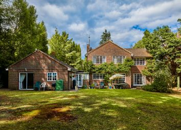 Thumbnail 5 bedroom detached house for sale in Stoatley Rise, Haslemere