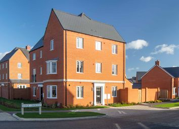 "Thumbnail 4 bed semi-detached house for sale in ""Parkin"" at Broughton Crossing, Broughton, Aylesbury"