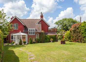 Thumbnail 4 bed detached house for sale in Heath Lane, Mundesley, Norwich