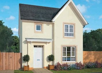 Thumbnail 3 bed detached house for sale in Smeaton Drive, Bonnybridge, Falkirk
