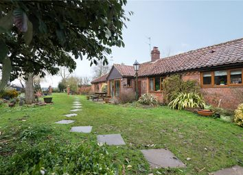 Thumbnail 4 bed barn conversion for sale in Howe Green, Howe, Norwich, Norfolk