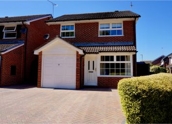 Thumbnail 3 bed detached house for sale in Plover Road, Southampton