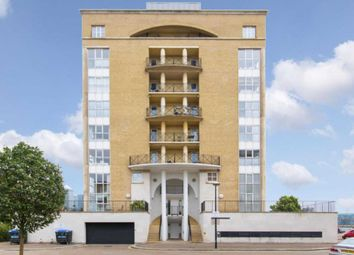Thumbnail 1 bed flat to rent in King Frederick Ninth Tower, Finland Street, Surrey Quays