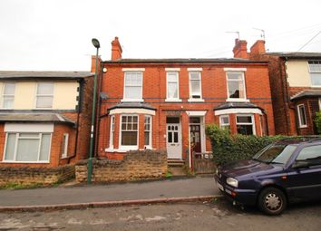 Thumbnail 3 bed semi-detached house for sale in Percival Road, Nottingham