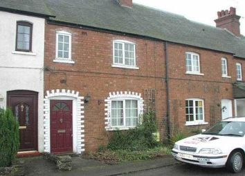Thumbnail 2 bed terraced house to rent in Coventry Road, Princethorpe, Rugby