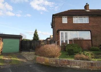 Thumbnail 3 bed semi-detached house for sale in Coxborrow Close, Cookham