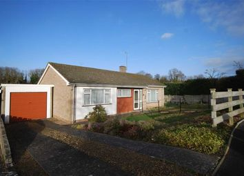 Thumbnail 3 bed detached bungalow for sale in Audley Croft, Ledbury, Herefordshire
