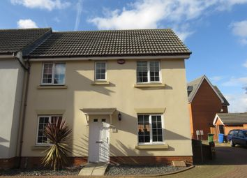 Thumbnail 3 bed semi-detached house for sale in Bismuth Drive, Sittingbourne