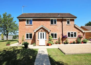 Thumbnail 3 bed detached house for sale in Sadlers Cottage, Sadlers End, Sindlesham, Wokingham, Berkshire
