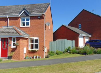 Thumbnail 2 bed semi-detached house to rent in Pipistrelle Way, Oadby