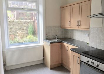 Thumbnail 1 bed flat to rent in Crimble Bank, Slaithwaite, Huddersfield